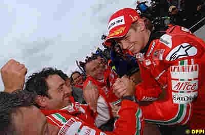 Moto GP: Stabilité technique chez Ducati jusqu'à la fin de la saison.