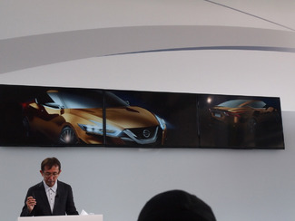 Nissan : le futur style de la marque en concept à Detroit