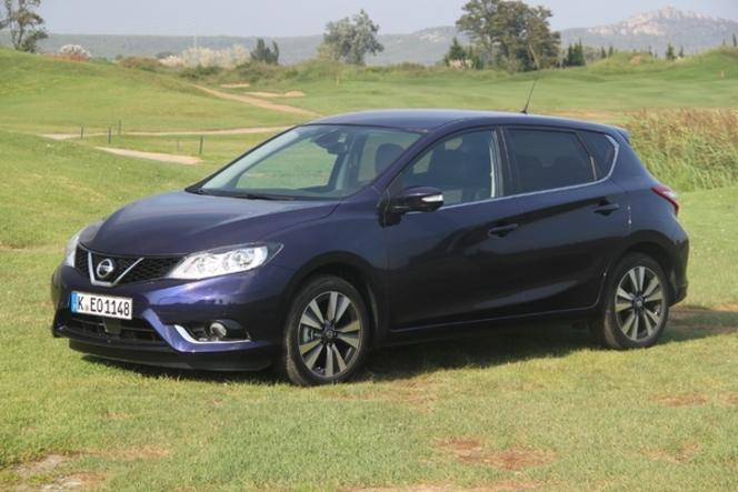 La Nissan Pulsar en concession depuis octobre : offre intéressante