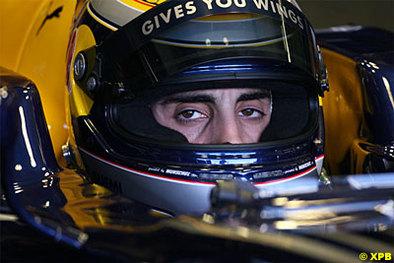Formule 1 - Test Jerez: Buemi devant Vettel !