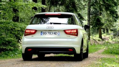 Les Virées Caradisiac - L'Audi A1 1.4 TFSI 185 ch est-elle amusante ?