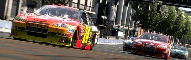 GT5 toutes les voitures du NASCAR en HD pour les fans