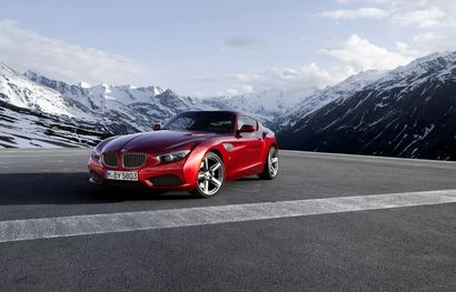 La surprise du week-end - BMW Zagato Coupé