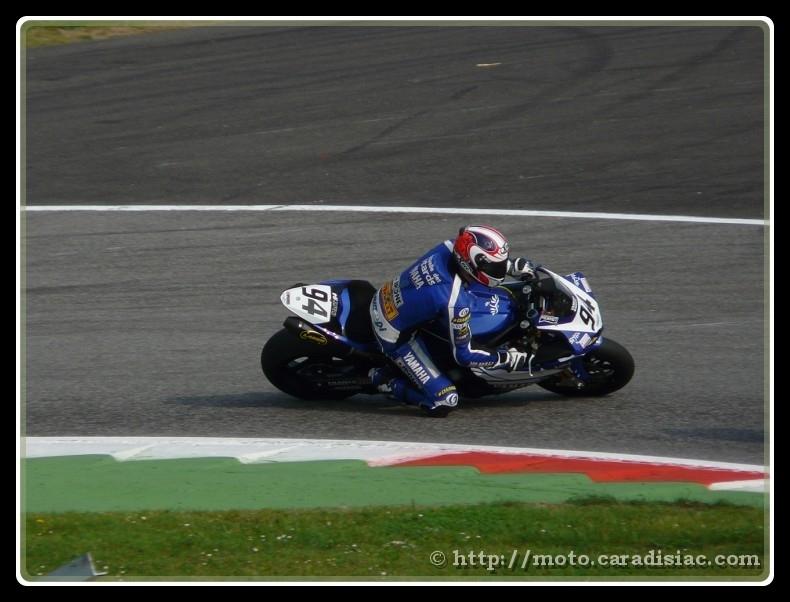 Superbike - Monza : le GMT 94 en manque de vitesse
