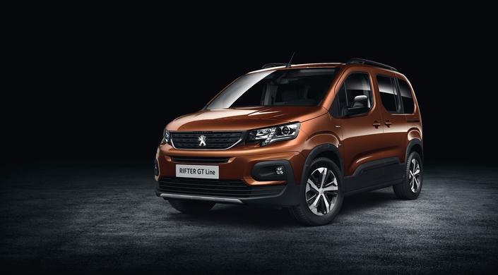 Peugeot Rifter: prix à partir de 23150€