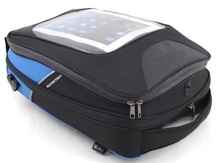 Bagster Driver: les tablettes tactiles ont leur sacoche