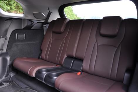Essai vidéo - Lexus RX450h L: le transporteur écolo