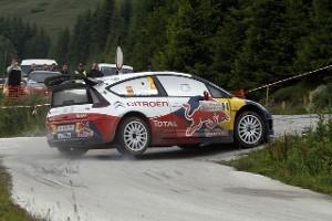 WRC Bulgarie : Loeb et Citroën assoment la concurrence