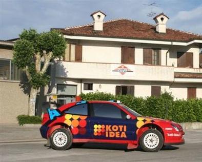 WRC: Astra satellite de Citroën et Kronos en IRC avec Peugeot ?