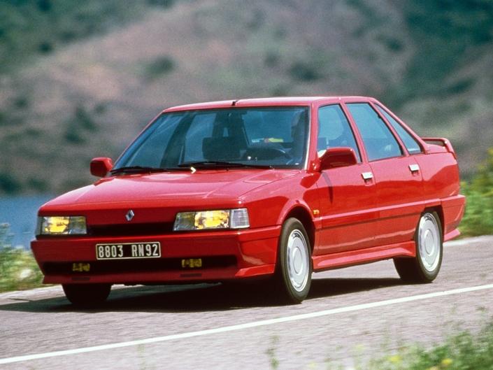 Renault 21 Turbo 1987 1994 La Terreur Française Des