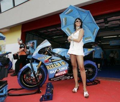 Moto GP 2008: Suzuki: Et si Toseland ...