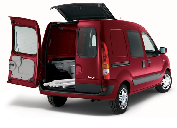 vul renault kangoo g n ration la fiche technique. Black Bedroom Furniture Sets. Home Design Ideas