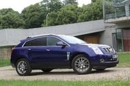 Essai vidéo - Cadillac SRX : loin d'être l'Amérique !