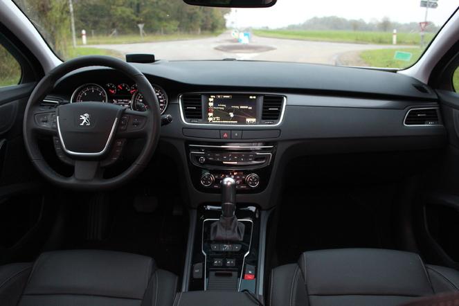 Essai Peugeot 508 SW restylée : haut de gamme à la française