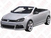 Volkswagen officialise la Golf R cabriolet