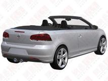 Volkswagen officialise la Golf R cabriolet