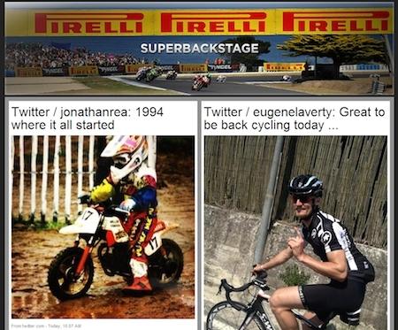 Pirelli: lancement de la rubrique Superbackstage... dédiée au Superbike