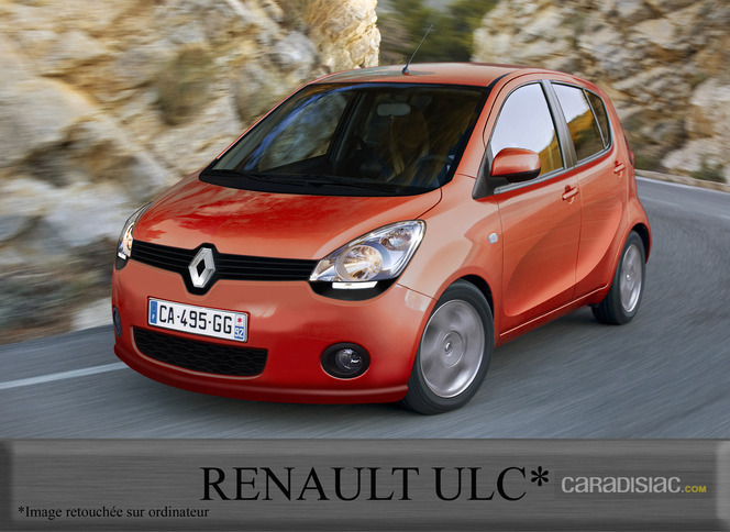 Renault invente l'Ultra Low Cost !