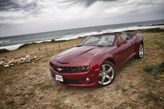 Essai vidéo - Chevrolet Camaro Cabriolet : faisons-nous la belle !
