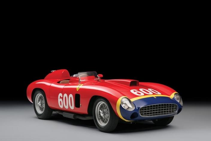 Top 10 des voitures les plus chères du monde vendues aux enchères
