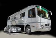 Votre Wiesmann dans... votre camping-car!