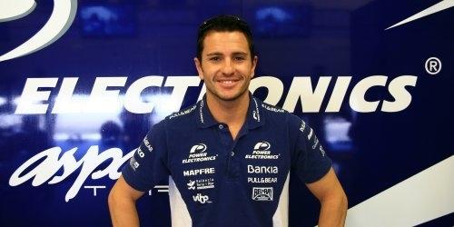 Grand Prix bwin d'Espagne à Jerez - l'interview de Randy de Puniet