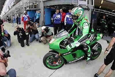 Moto GP: Etats Unis: Répétition générale pour Kawasaki ?