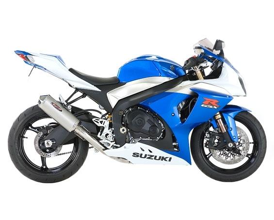 BOS équipe la Suzuki GSX-R 1000 2009