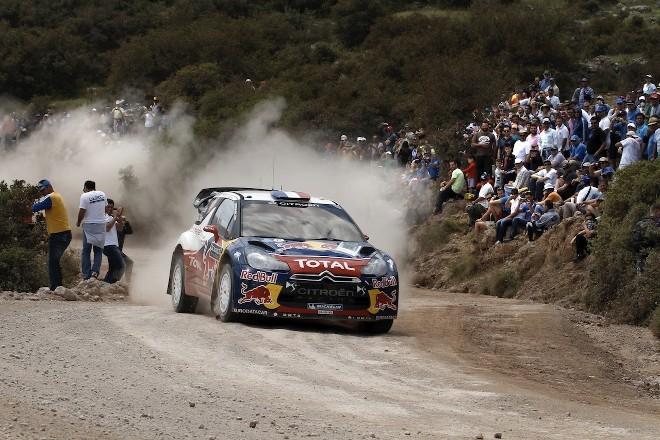 WRC Grèce Jour 2 : ça se jouera entre Loeb et Solberg
