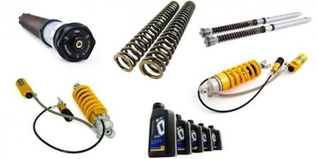 Yamaha et Ohlins s'associent pour une nouvelle gamme de suspensions