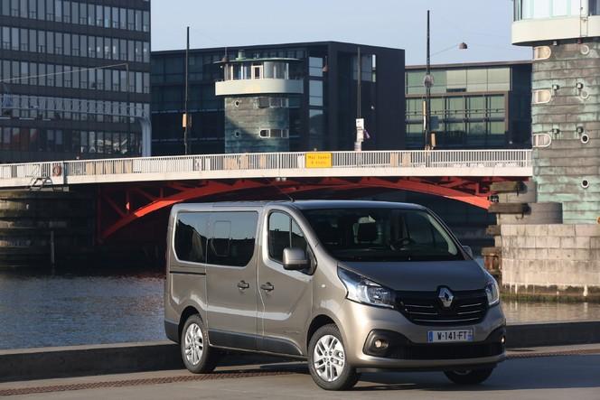 Nouveau Renault Trafic Combi: de 28400 € à 36700 €