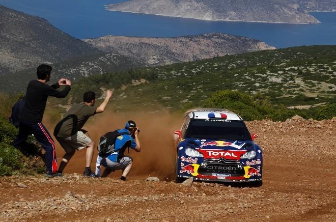 WRC Grèce final : les pilotes Ford s'y sont encore cassés les dents ! Loeb vainqueur
