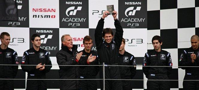 GT Academy 2013 : et le gagnant de la finale Europe est Miguel Faisca (Portugal)