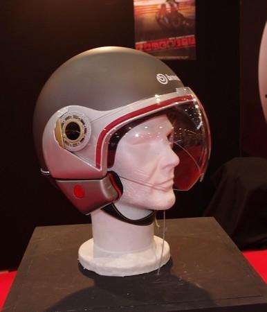"""JPMS 2010 : Produit de l'année catégorie """"produits urbains"""" : Brembo B-Jet."""