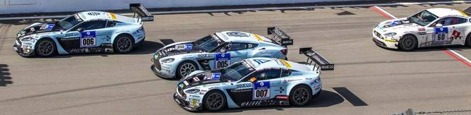 Aston Martin veut remporter les 24 Heures du Nürburging... 2013
