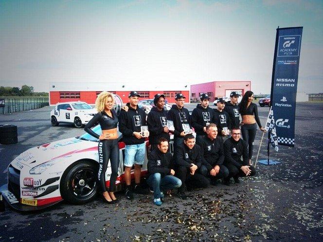 GT Academy 2013 : les 6 finalistes Français qui partent à Silverstone