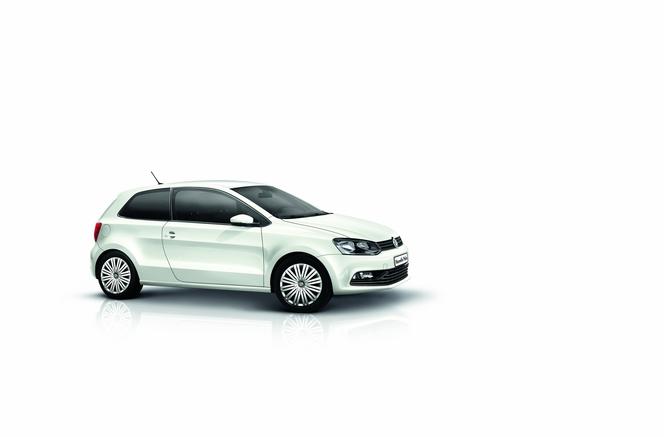 Volkswagen lance la série limitée Polo Edition