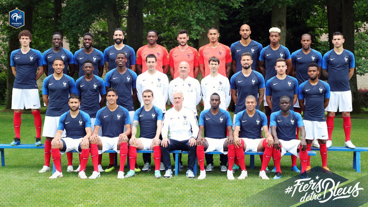 Coupe du monde quoi ressemble le garage de l 39 quipe de france de foot - Coupe de france l equipe ...