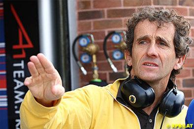 Formule 1 - Grand Prix de France: Prost ne mache pas ses mots