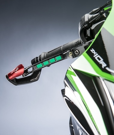 Kawasaki ZX-10R by Lightech