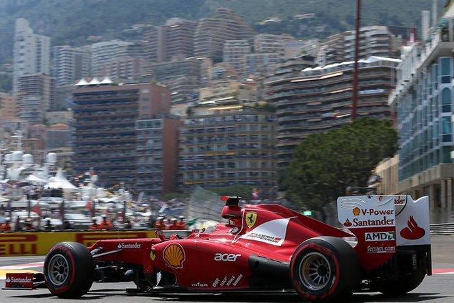 F1 Grand Prix de Monaco : Mark Webber prend sa part du gâteau