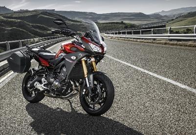Yamaha R1, MT-09 Tracer et WR250F: prix et dispo 2015