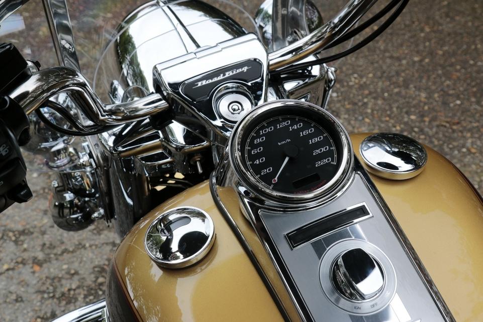 Essai Harley-Davidson Road King 2017 : un moteur tout neuf !