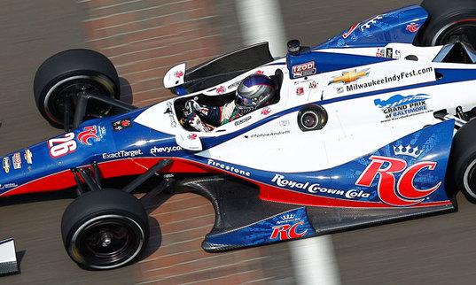 Indy 500 2012: Franchitti l'emporte!