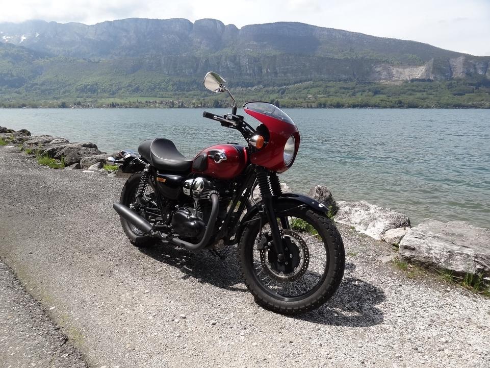 Essai Kawasaki W800 Spécial Edition Lavis De La Rédaction Fiche