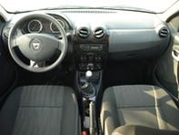 Exclusivité : Caradisiac a découvert le Dacia Duster : le premier 4x4 low cost