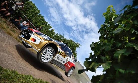 WRC/Allemagne: la 1ère de Sordo! Citroën renoue avec le succès!