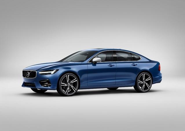 Volvo dévoile les versions R Design des V90 et S90