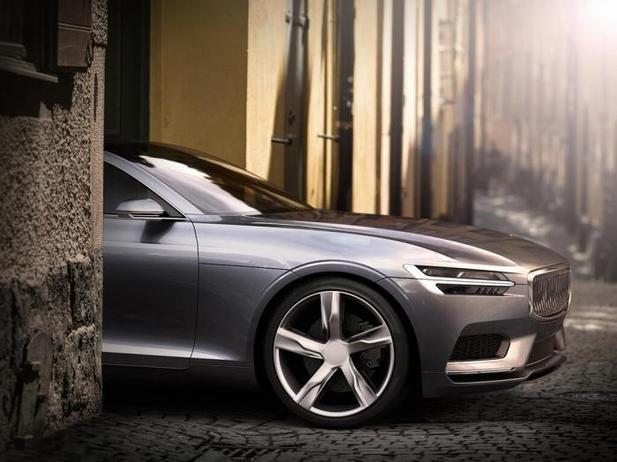 Francfort 2013 - Le concept Citroën ou le concept mystère...