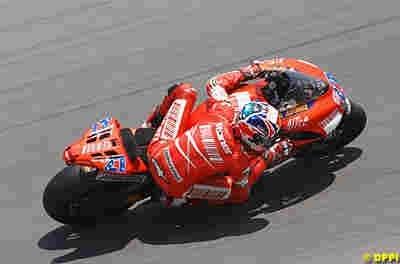 Moto GP: Allemagne: Stoner démarre en fanfare.